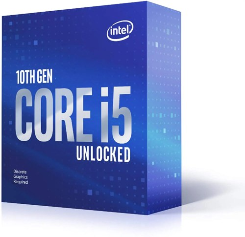 Intel Core i5-10600KF Desktop Processor (BX8070110600KF)