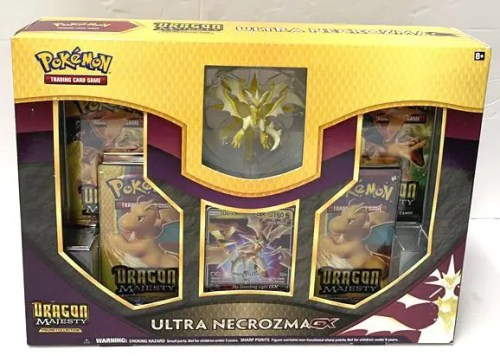 Pokémon TCG: Dragon Majesty Figure Collection (Ultra Necrozma-GX)