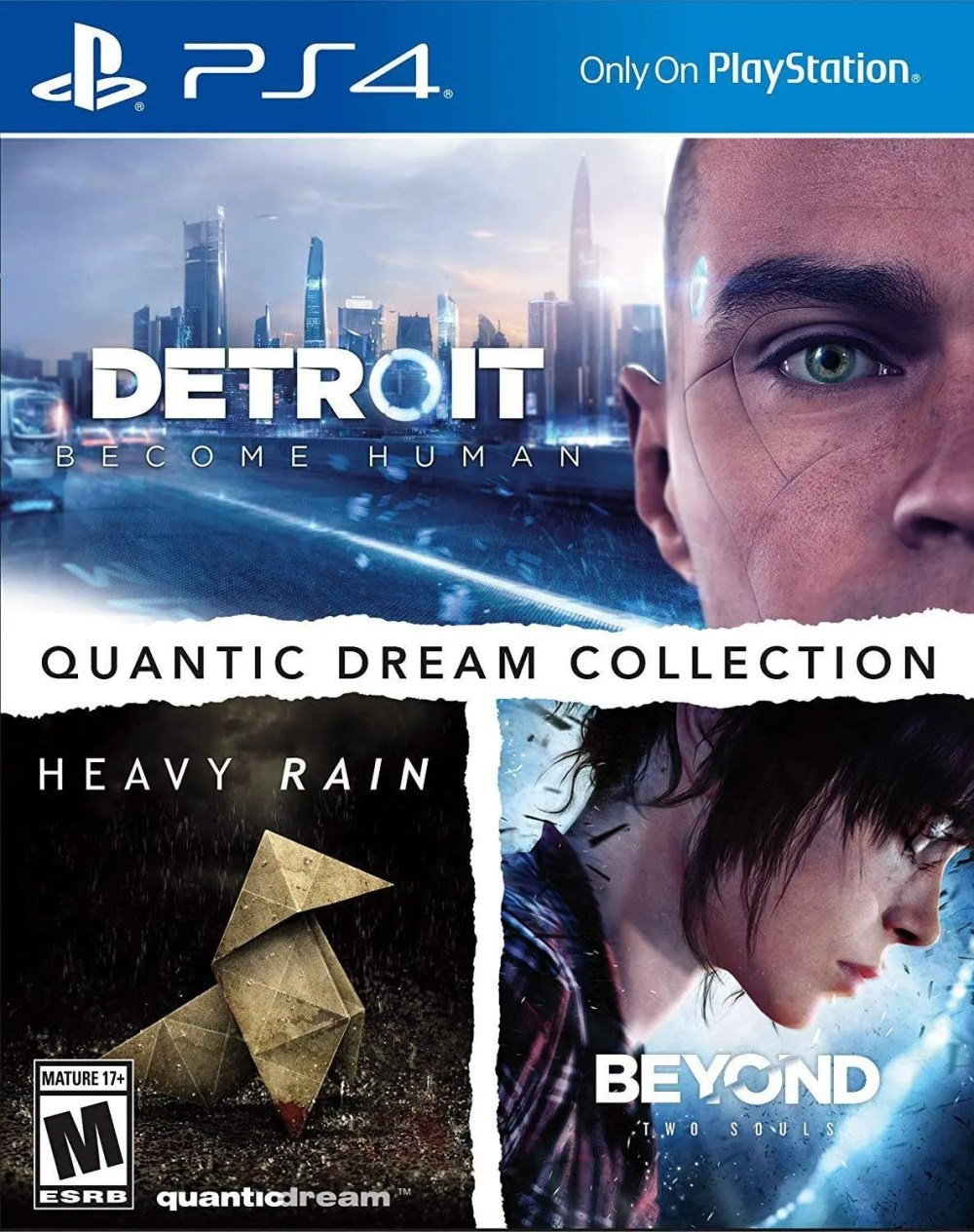 Quantic Dream Collection for PS4