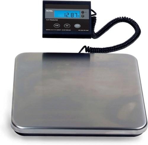 Royal DG200 Digital Electronic Shipping Scale