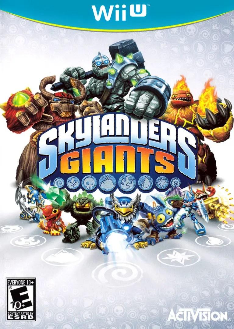 Skylanders Giants for Wii U