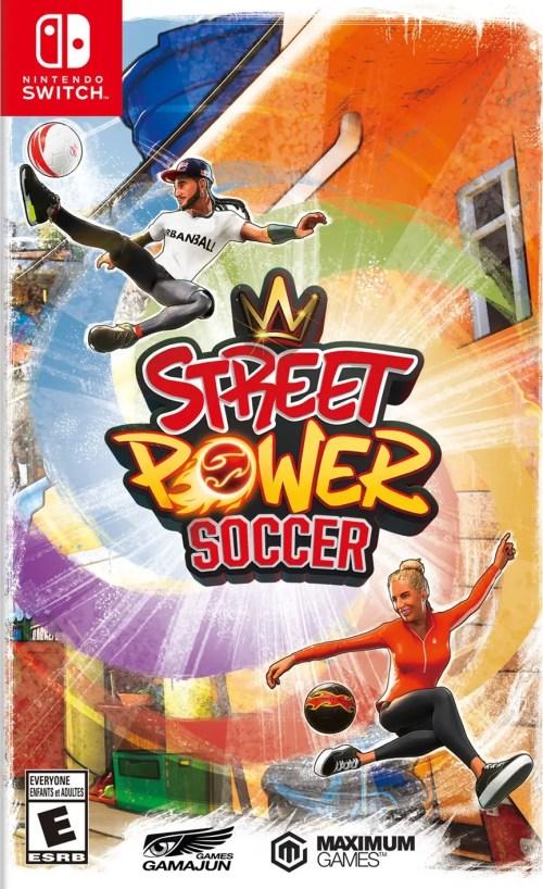 Street Power Soccer for Nintendo Switch
