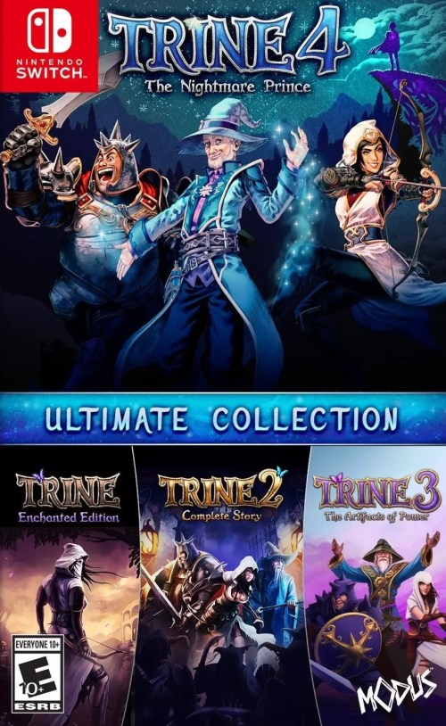 Trine 4: The Nightmare Prince (Ultimate Collection) for Nintendo Switch