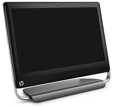 "HP TouchSmart 520-1155 23"" All-in-One Desktop PC"