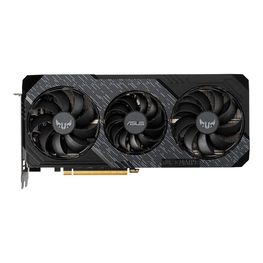 ASUS TUF Gaming X3 Radeon RX 5600 XT EVO Graphics Card (TUF-3-RX5600XT-T6G-EVO-GAMING)
