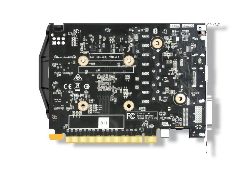 ZOTAC GeForce GTX 1050 OC Edition Graphics Card (ZT-P10500D-10H)