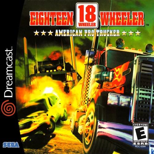 18 Wheeler: American Pro Trucker for Sega Dreamcast