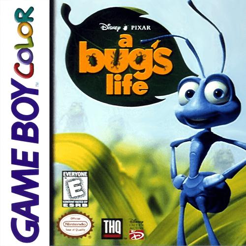 A Bug's Life for Nintendo Game Boy Color