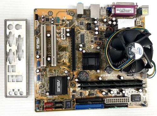 ASUS P5RD1-VM Motherboard