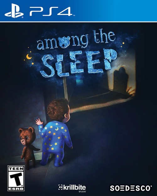 Among the Sleep for PS4