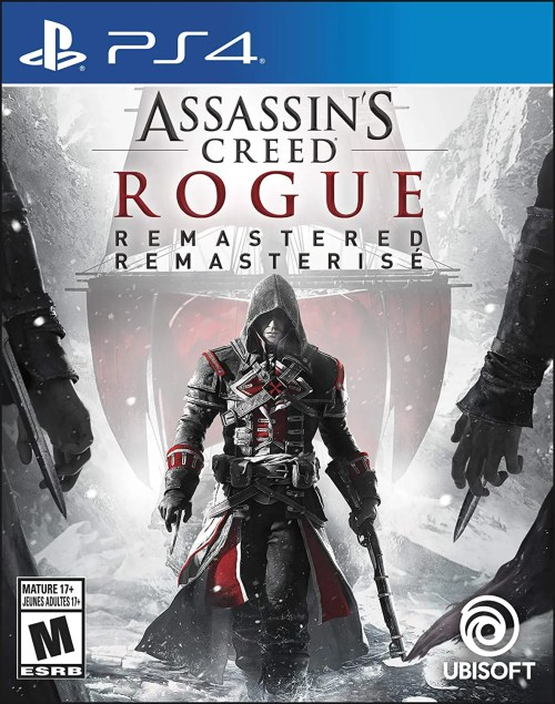 Assassin's Creed Rogue Remastered for PS4