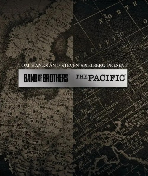 Band of Brothers + The Pacific DVD Box Set