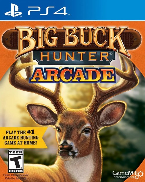 Big Buck Hunter Arcade for PS4