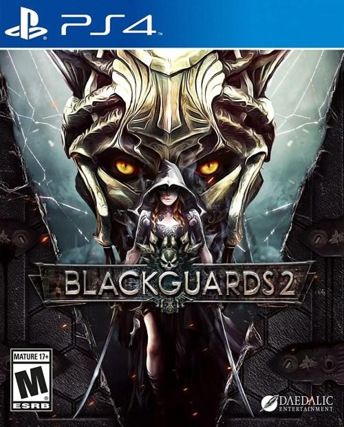 Blackguards 2 for PS4