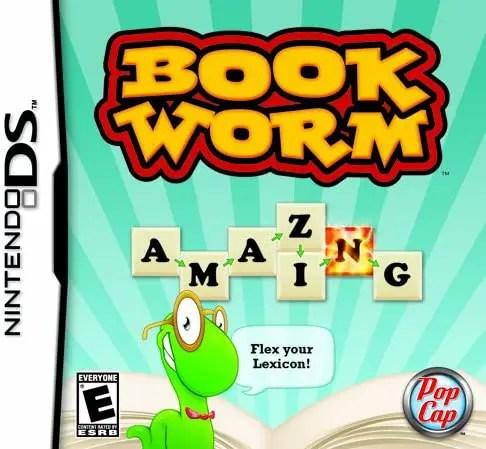 Bookworm for Nintendo DS