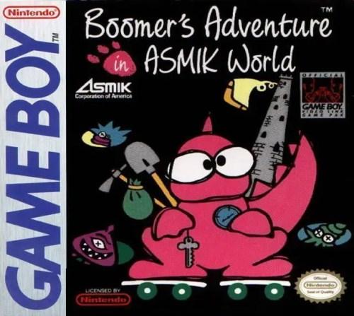 Boomer's Adventure in ASMIK World for Nintendo Game Boy
