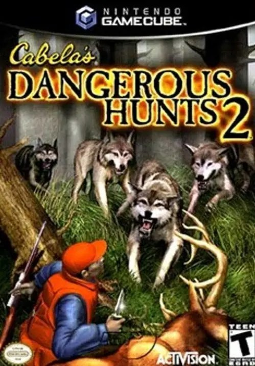 Cabela's Dangerous Hunts 2 for Nintendo GameCube
