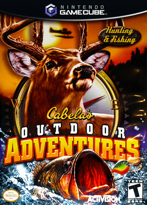Cabela's Outdoor Adventures for Nintendo GameCube