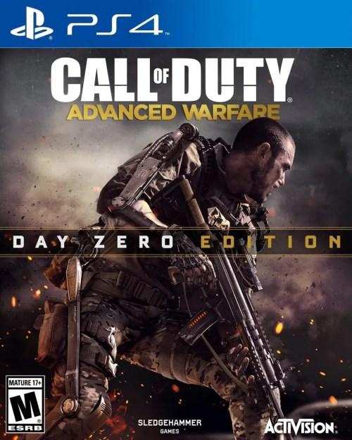 Call of Duty: Advanced Warfare (Day Zero Edition) for PS4