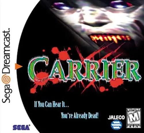 Carrier for Sega Dreamcast