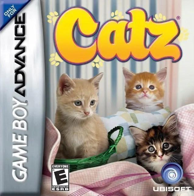 Catz for Nintendo Game Boy Advance