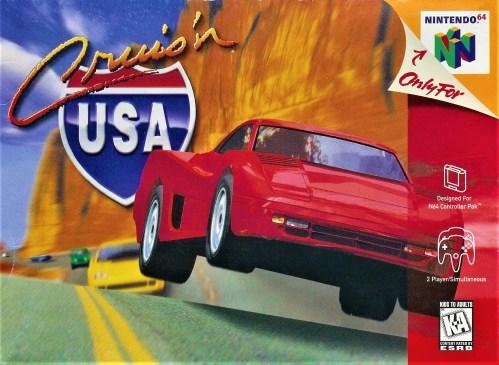 Cruis'n USA for Nintendo 64