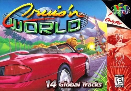 Cruis'n World for Nintendo 64