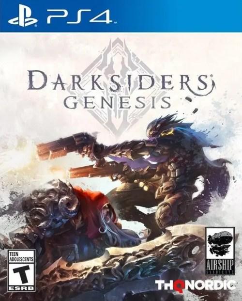Darksiders Genesis for PS4