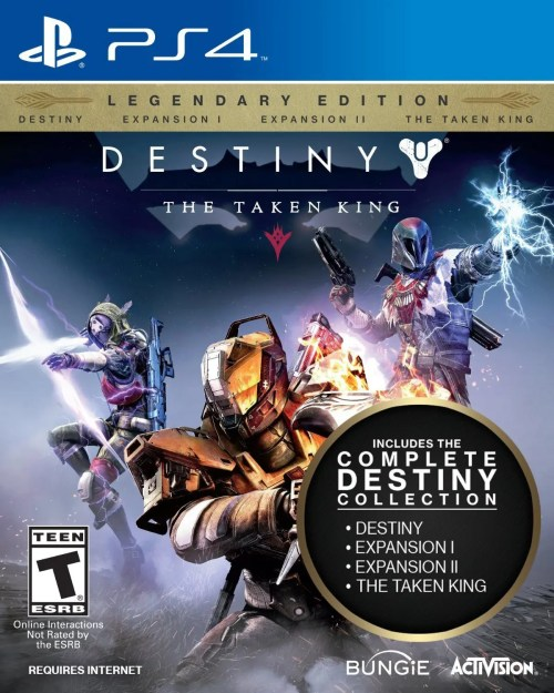 Destiny: The Taken King - Legendary Collection for PS4