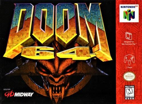 Doom 64 for Nintendo 64