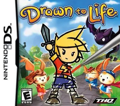 Drawn to Life for Nintendo DS