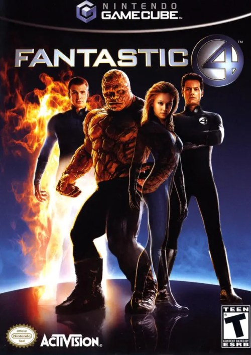 Fantastic Four for Nintendo GameCube