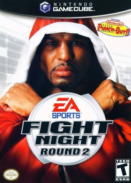 Fight Night Round 2 for Nintendo GameCube
