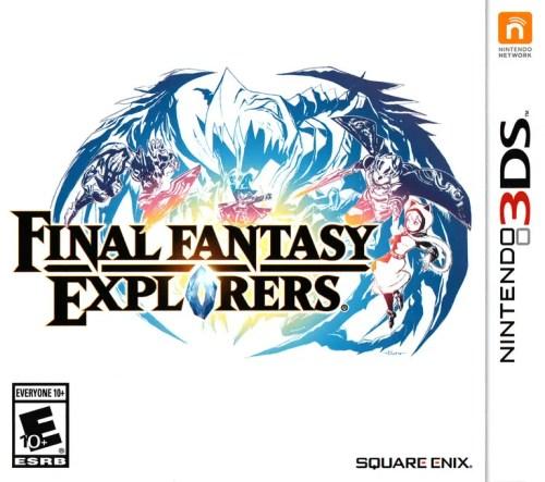 Final Fantasy Explorers for Nintendo 3DS