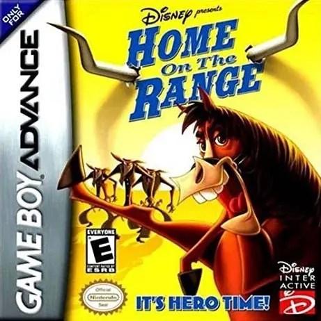 Home on the Range for Nintendo Game Boy Advance