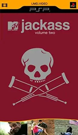 Jackass: Volume Two for PSP UMD Video
