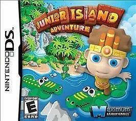 Junior Island Adventure for Nintendo DS