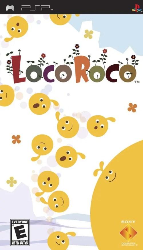 LocoRoco for PSP