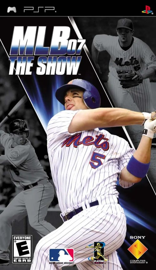 MLB 07: The Show for PSP