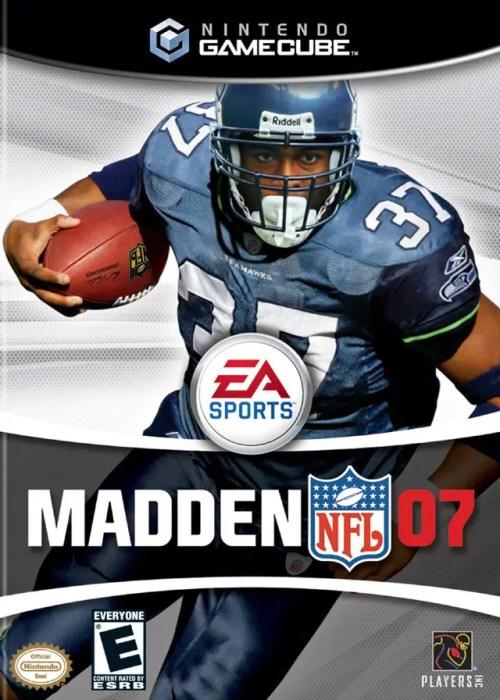 Madden NFL 07 for Nintendo GameCube