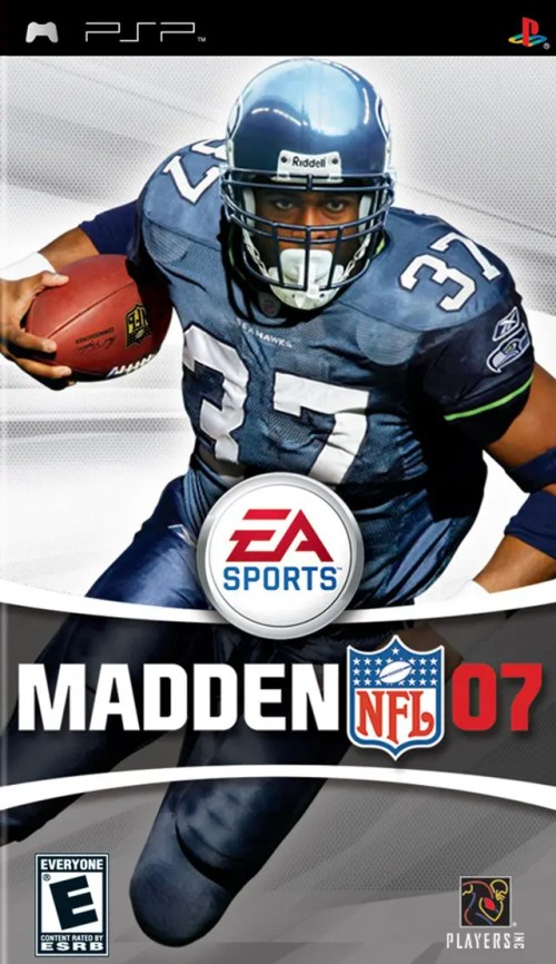 Madden NFL 07 for PSP