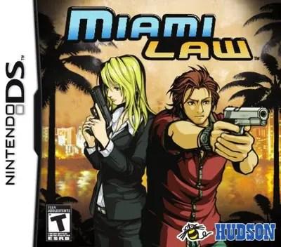 Miami Law for Nintendo DS