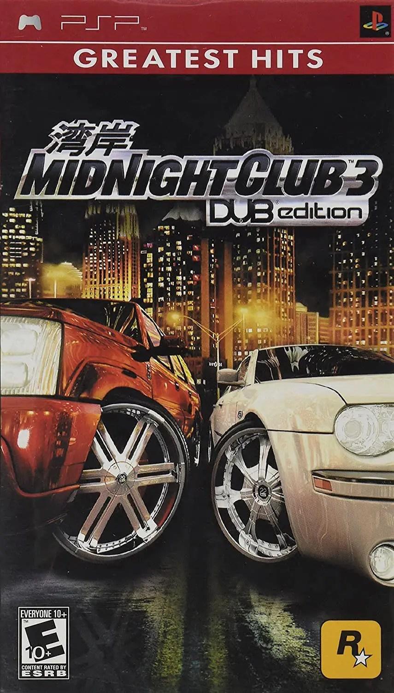 Midnight Club 3: DUB Edition (Greatest Hits) for PSP