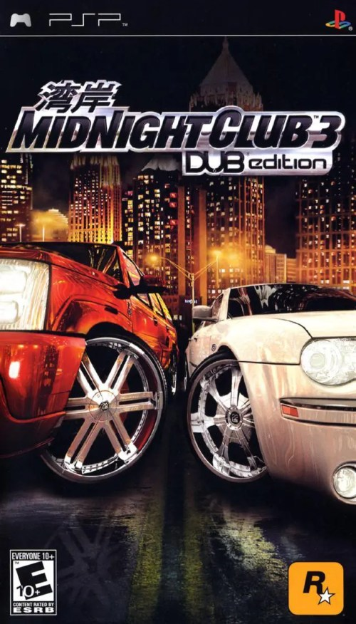 Midnight Club 3: DUB Edition for PSP