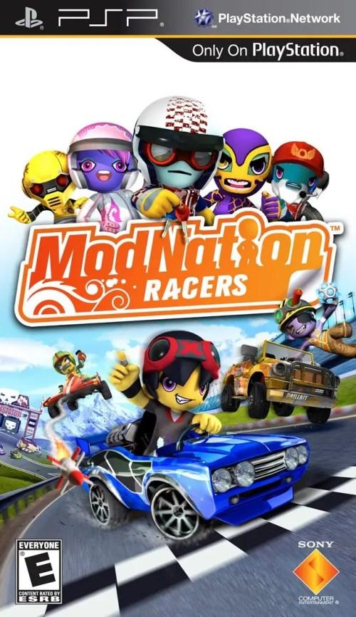 ModNation Racers for PSP