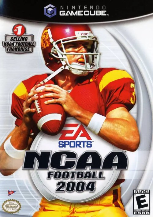 NCAA Football 2004 for Nintendo GameCube
