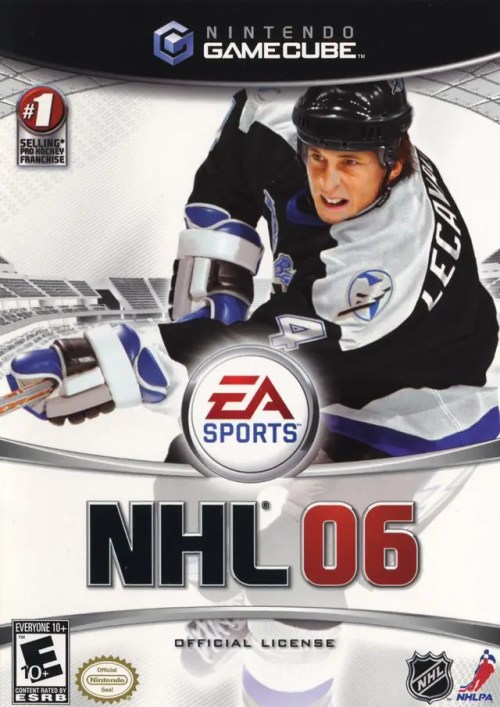 NHL 06 for Nintendo GameCube