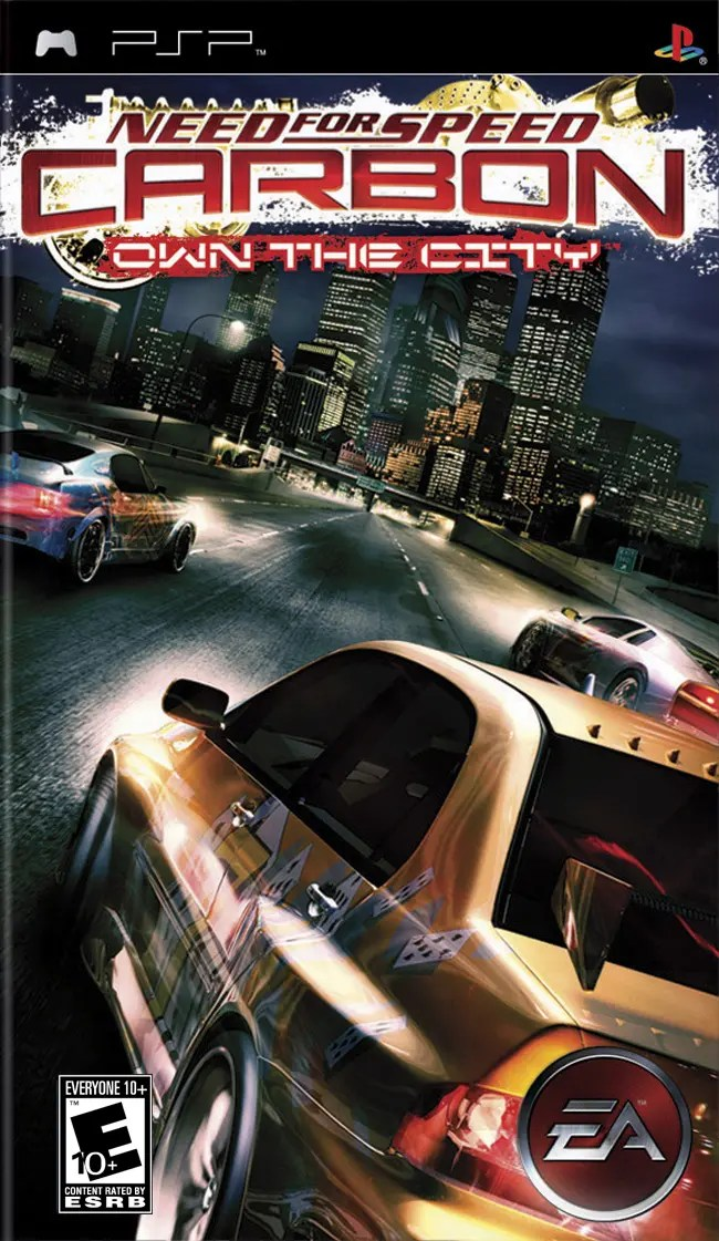 Need for Speed: Carbon - Own the City for PSP