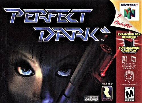 Perfect Dark for Nintendo 64