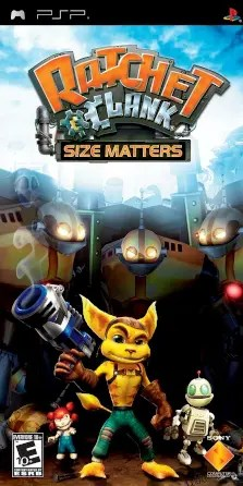 Ratchet & Clank: Size Matters for PSP